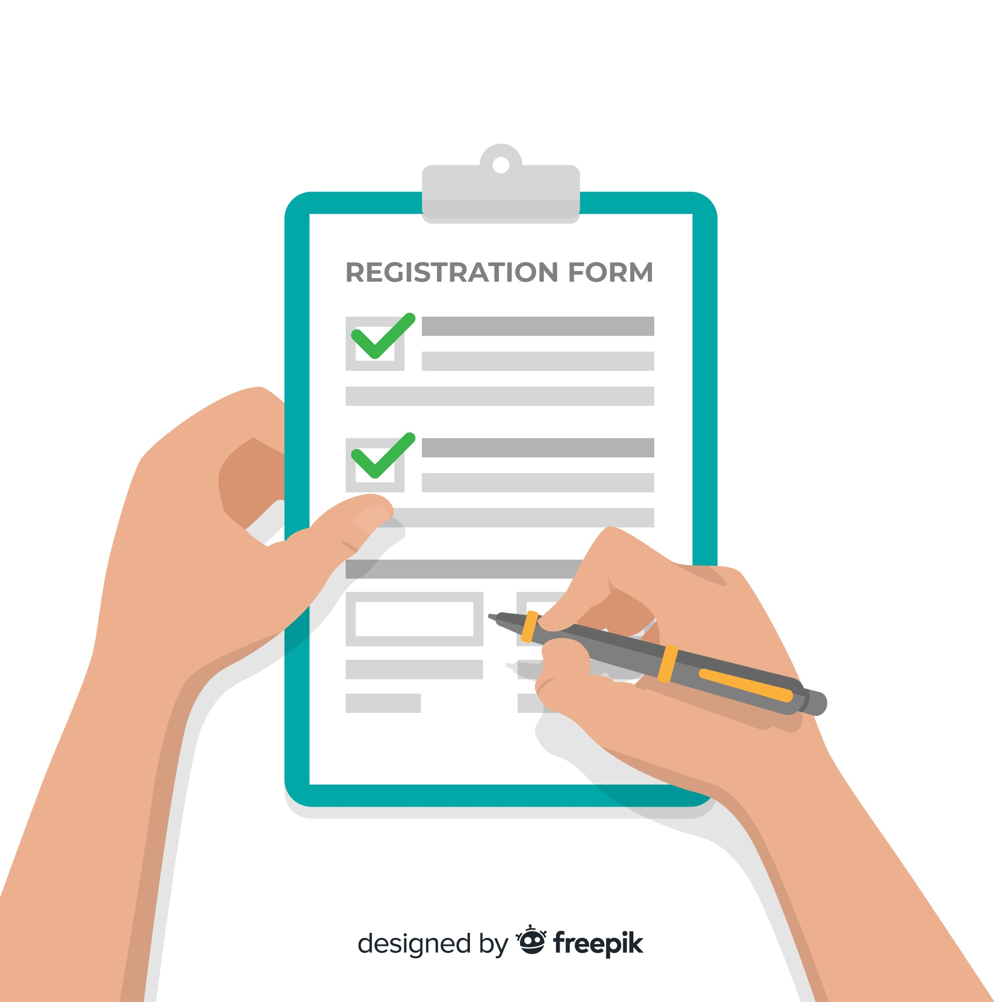 Consider the Length and Formatting of Your Forms